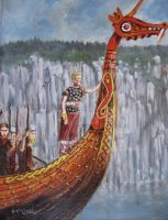 Vikings by McCaslin