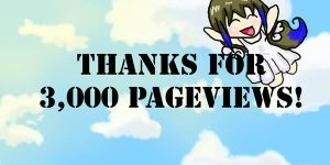 Thanks for the 3k by K-A-T-A-R-A-4life