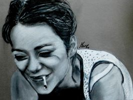 Marion Cotillard by whoisangie