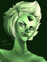Peridot by delateralus