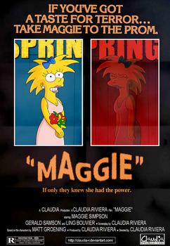 Maggie by Claudia-R