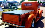 Orange Chevy Truck by sci-fifreak4