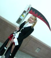 Maka Albarn by twistcap47
