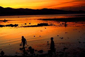Sunsets at Uson, Masbate by go15