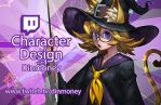 Twitch Character Demo 09 by dinmoney
