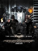 The Dark Knight Rises - Avengers Style by tclarke597