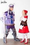 Waltz and Polka by Zihark-cosplay