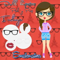 +Doll hipster by Emefanatica