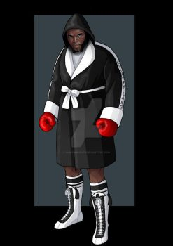 clubber lang by nightwing1975
