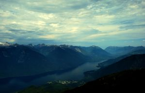 North Slocan by alexettinger