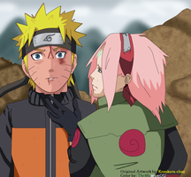 Decisions ~ Naruto Shippuden by TheMuseumOfJeanette