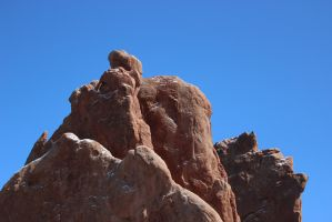 Rock formation by xdancingintherain