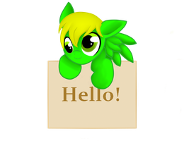 MLP FIM - Green Hooves NEW ID by oskar1300