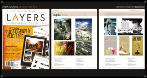 Layers Magazine by yt458