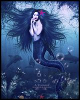 mermaid mervelina by annemaria48