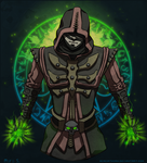Commission: Ermac by Acaciathorn
