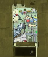 Window to the future by Nedelja