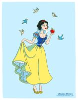 Snow White, Disney princesses collection by ariartna