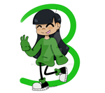 Numbuh Three by ludmilabb2