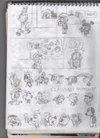 Storyboard 1 of 3 by claudinei230