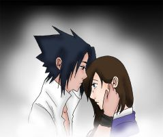 Request - Sasuke and Kanade by CherryBlossoms24