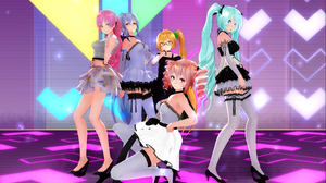 [MMD] Carry Me Off + Downloads by EvergreenGem