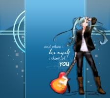 Free Miku Youtube Background 3.0 by xMyBrokenPromises