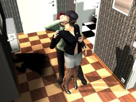 Businesswoman attacked... by LordOfTheCarry
