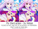 Action 3 by Heloise by heloise2000
