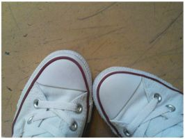 Converse All Star by MaRtHiNa-hearts