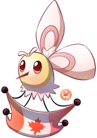 The Canadian Cutiefly