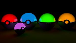 The Big Bang Theory Pokeballs by wazzy88