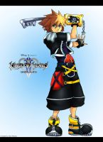 Sora Colored by AxelBlade