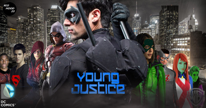 YOUNG JUSTICE by Redhood2343