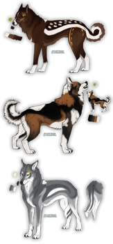 Home contest - Lifa/Arenak litter by SwansDown