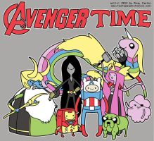 Avenger Time! by MoogleGurl