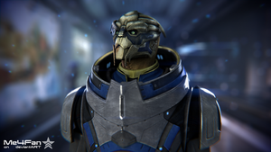 Garrus Vakarian by Me4Fan
