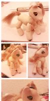 Pony BJD by bolt-for-home