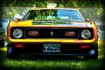 Ford mustang mach one 1971 by RockRiderZ