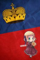 Hetalia iWallpapers - Lichtenstein by Dreamweaver38