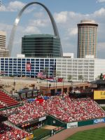new busch stadium st. louis by americanina