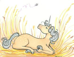 Unicorn for Hupe by atron