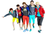 SHINee PNG by Jocy12