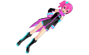 MMD LEGAL Mikaiko DL by brsa