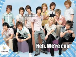 Super Junior Macro by SushiTheVampire-Girl