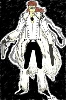 Coyote Stark - Bleach by ishtar-tiger