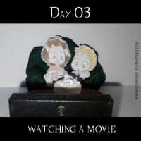 30 day OTP Challenge Feat. Winchesters: Day 03 by KamiDiox
