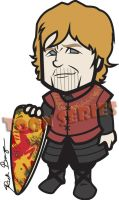 Tyrion - Game of Thrones by toonseries
