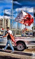 bahrain protest 12 by hussainy