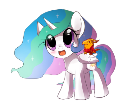 Cute Celestia 2 by Forever-Pegasister